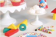 Pocoyo Birthday Party Ideas / Plan a Pocoyo party with BirthdayExpress.com! Find party supplies, party ideas and more!