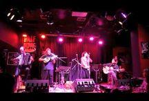 half note jazz club + Enza Magnolo