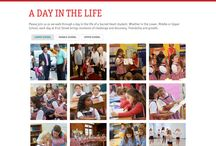 Day in the Life / by Finalsite