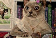 Animals  in Art / by Glorynn Ross