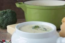 FOOD - Soup, sauces, dips