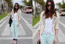 Style {Inspirações de Moda} / Minhas musas da moda e seus looks inspiradores!