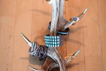 Antler deco / by Tammy Boultinghouse-Henderson