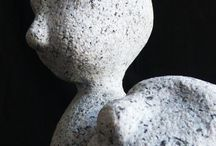 Stone carving & Stone sculptures / my own works