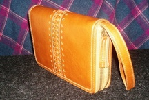 Bags leather made to Order