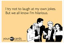 Funnies/Ecards / by Rebecca Harvey