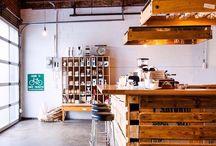 Coffee & Restaurant around the World