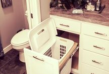 Kids bathroom / by Katrine Wright Teepe