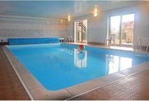 Indoor swimming pools for rainy UK holidays