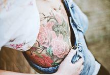 Узоры / tattoos