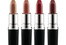 Addicted to MAC Lipstick / The beauty within  / by Sunny Rush
