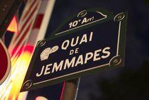 Paris de Nuit / Ballades dans Paris de nuit