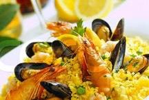 Cocina española / by Trinidad Pulido Bote
