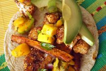 vegan recipes: Mexican / by Kathy Hester