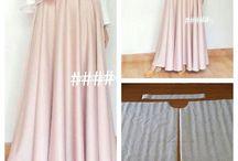 Vzory sukní