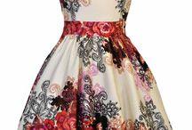 vestidodos floridos