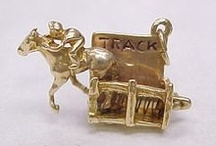 Horse & Equestrian Charms / Horse charms  ★ silverstarcharms.com