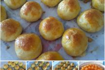 CNY pastry