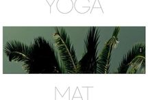 Apparel / Decorative products like Yoga Mats, Tote Bags and more.