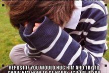 People I want to hug