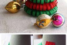 Natale / Albero nastrini
