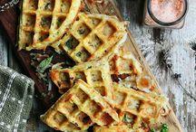 Food / Waffles