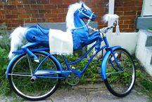Bisiklet - Bebek Arabası