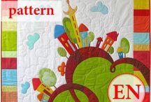 Patterns quilt ♥♥♥ Anna Shein. ART
