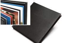 Anza Black Leather Wedding Album / The classic wedding album, the Anza embodies style and elegance. Featuring a black leather cover and 20 or 30 thick flush mount pages, this album is for those seeking affordability without sacrificing quality.