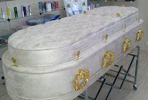 Coffins etc