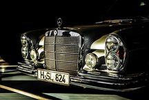 MB Classic cars