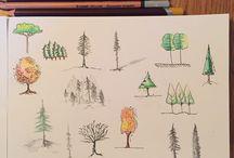 Sketch / Random sketches.
