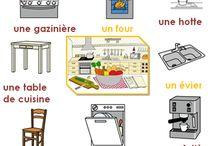 vocabulaire theme catego sous catego