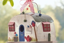 Birdhouses / by Jacqueline Wagner