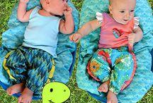Baby & Toddler Harem Pants
