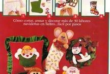 navideños / by Cristina Bohorquez  Lopez
