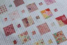 Quilts modern / Series of quilt designs