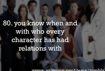 Greys anatomy is love, and life