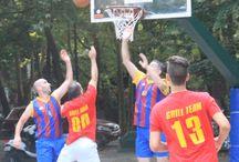 Μικρός τελικός  3ο Θερινό Πρωτάθλημα Μπάσκετ Αγίου Νικολάου Νάουσας