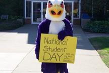National Student Day / study | serve | celebrate