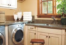 Laundry Rooms / One of the Most Important Rooms of Your Home.