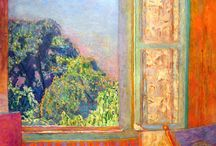 Paintings by Pierre bonnard