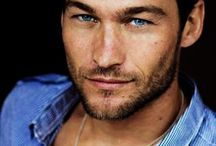 Andy whitfield / What can I say about the men who is probely the most beautifull men that die too young.