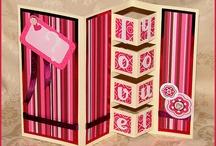 Card Folds / by Olga Jewell