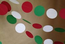 Party Made Pretty: Holiday Edition! / Party decor to help make your Holiday party extra pretty!