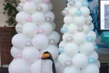 Balonowe dekoracje