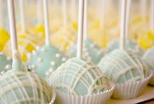 My kitchen: cake pops