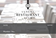 Luxury Restaurant Club / Join the digital membership now for just £30 and start dining better for less go to tinyurl.com/q7ytjwk