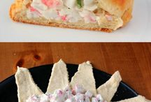 crab cream cheese rolls