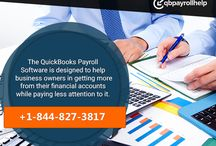 QbPayroll - QuickBooksPayroll / * Thru QuickBooks Payroll software, the business owners and accountants can do accurately and reliably:  	▫ Calculation of hours worked by an Employee.  	▫ Decision of Pay rates of an Employee.  	▫ Accurate filing and payment of an Employee Payroll taxes.   * (www.qbpayrollhelp.com)   * Call us: +1.844.827.3817   * Website: www.qbpayrollhelp.com